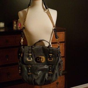 Badgley Mishka leather purse